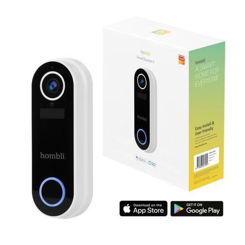 Hombli Smart Doorbell 2 1080p Full HD