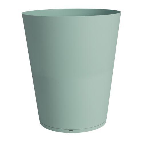 Bac à plantes Grosfillex Tokyo PVC ø60cm menthe