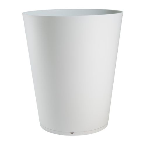 Bac à plantes Grosfillex Tokyo PVC ø60cm blanc