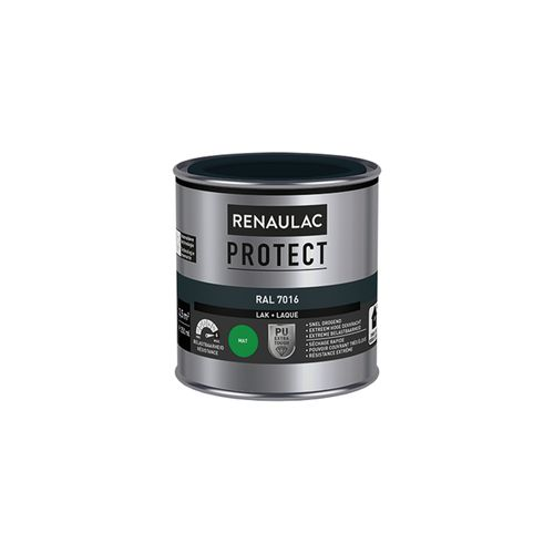 Laque Renaulac Protect RAL7016 mat 250ml