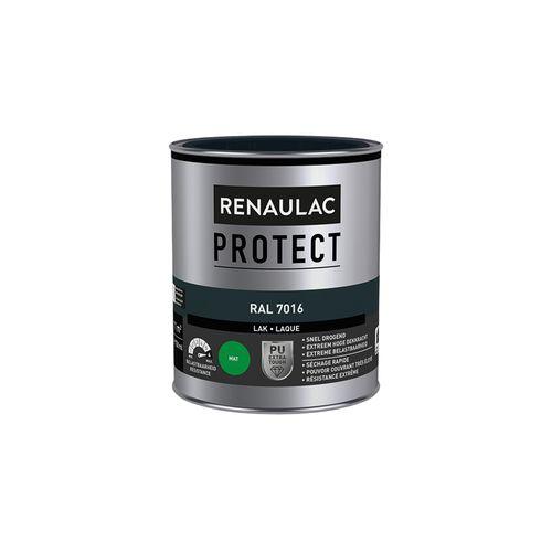 Laque Renaulac Protect RAL7016 mat 750ml