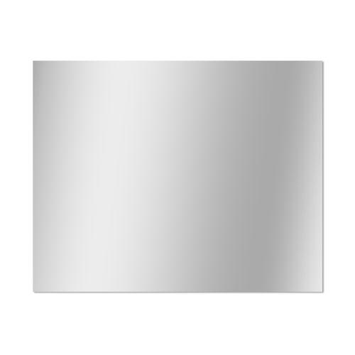 Miroir rectangulaire avec bords polis 50x40cm