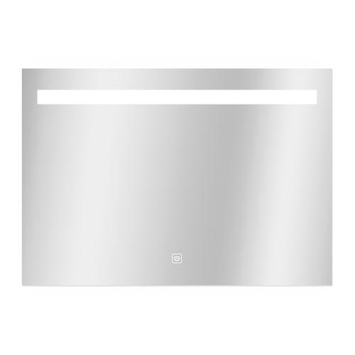 Miroir Portland rectangle avec éclairage led et capteur tactile 70x100cm