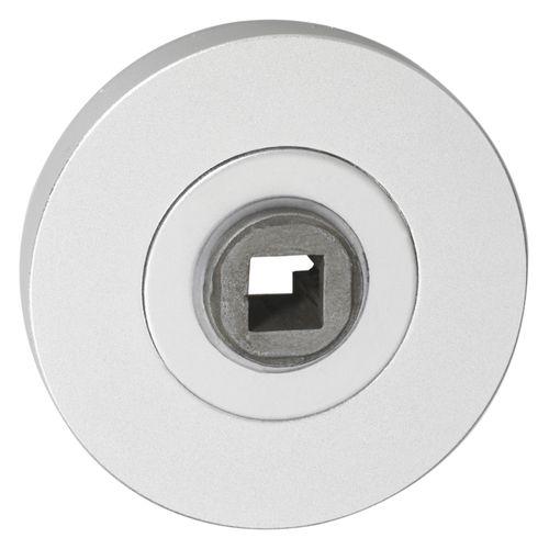 Rosace Impresso ronde aluminium, 2 pièces