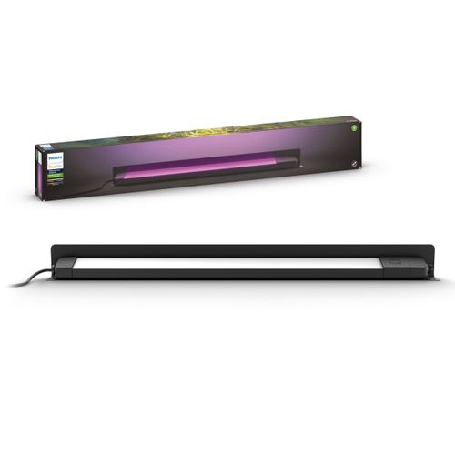Projecteur Philips Hue Amarant lumière blanche et colorée