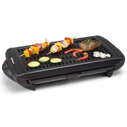 Tristar elektrische tafelbarbecue BQ2818 zwart 2200W