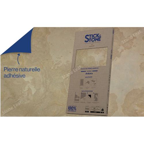 StoneLeaf wandpaneel Stick&Stone Ankara 30x60cm