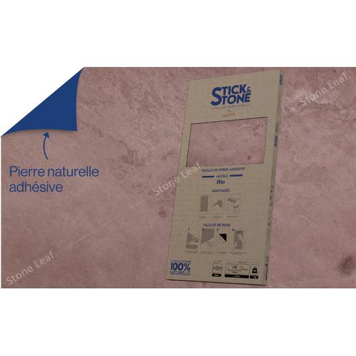 StoneLeaf wandpaneel Stick&Stone Rio 30x60cm