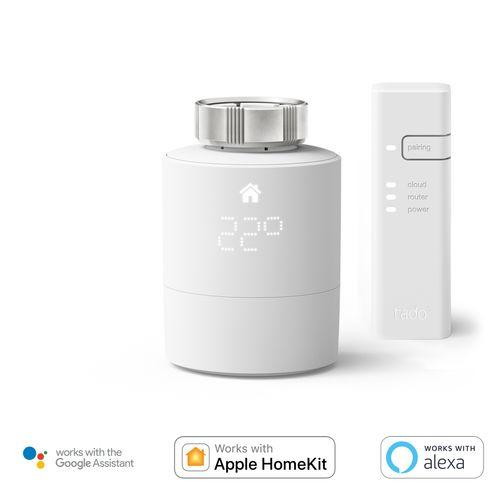 Tado bouton intelligent de démarrage du radiateur V3 blanc