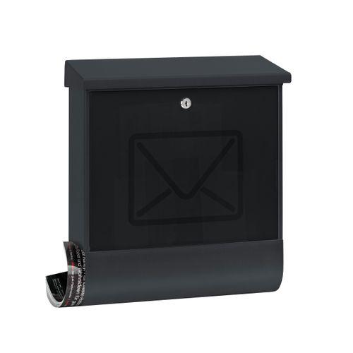 Boîte aux lettres Burg-Wächter Lucenta 2701 anthracite