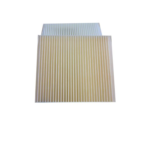 Set filters (1xG4 en 1xF7) voor Aldes Dee Fly Evo 2 met ByPass