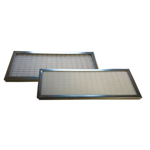 Set filters (1xG4 en 1xF7) voor Aldes Dee Fly Cube 550