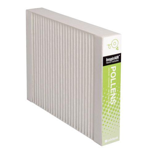 1 filter pollen voor Aldes InspirAIR® Side 370