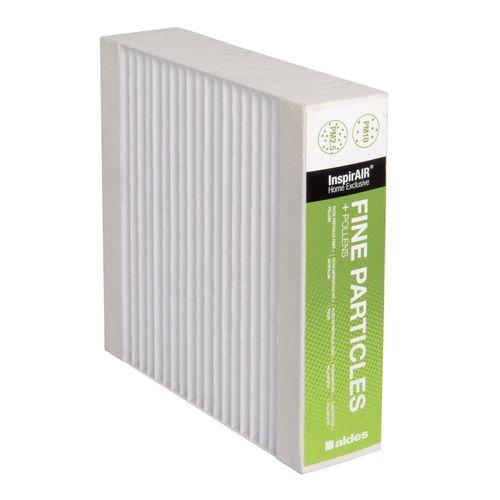 1 filter fijne stofdeeltjes voor Aldes InspirAIR® Side 150