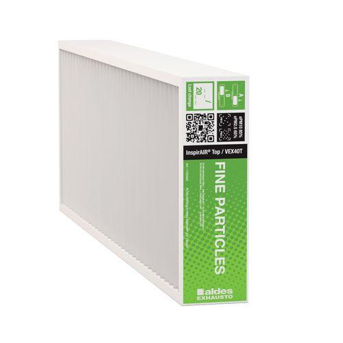 1 filter  fijne stofdeeltjes voor Aldes InspirAIR® Top