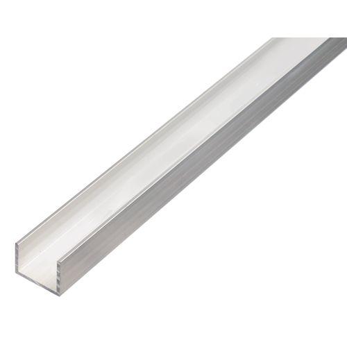GAH Alberts U-profiel aluminium 30x20x2mm 2,6m