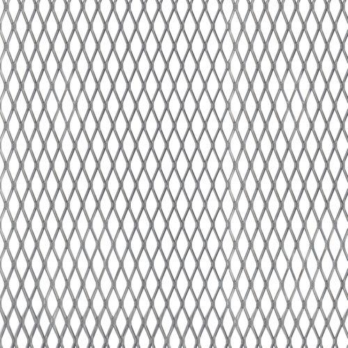 GAH Alberts metaalgaasplaat ruwstaal 500x250x2,8mmMetaalgaasplaat, Materiaal: Ruwstaal, 16mm, Breedte van de mazen: 8mm, 1,5mm, Lengte: 500mm, Breedte: 250mm, Materiaaldikte: 2,80mm
