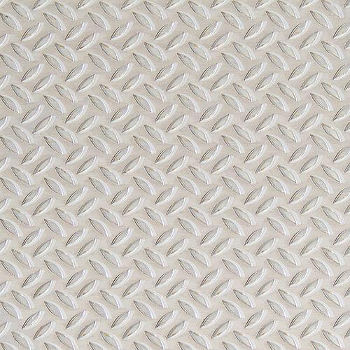 GAH Alberts structuurplaat gerstekorrel-reliëf aluminium 500x250x1,5mm
