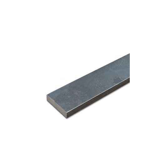 Seuil de porte pierre Essentials gris foncé 20x1030x70mm