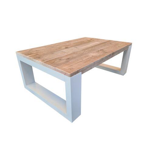Wood4You salontafel New orleans steigerhout 140x90x43cm