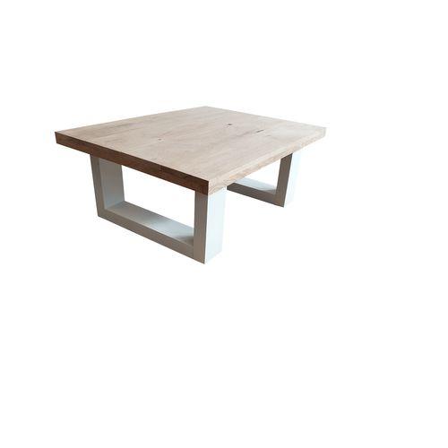 Wood4You salontafel New England eikenhout 130x40x80cm
