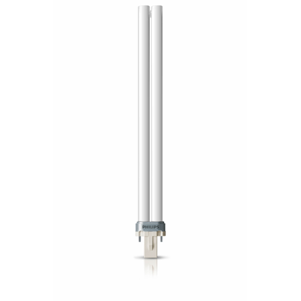 Philips spaarlamp 2-pins 11W G23