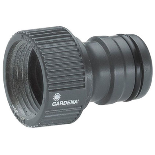 Nez de robinet Gardena noir 26,5 mm