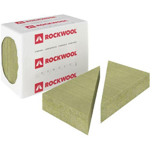 Panneau d'isolation Rockwool 'Delta Rockroof' 80 x 50 x 6 cm - 10 pcs