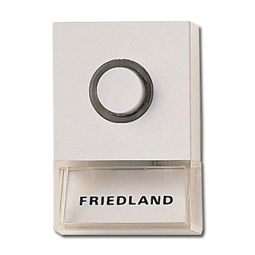 Friedland beldrukknop 'Pushlite' bedraad
