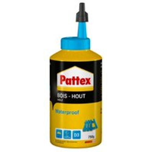 Colle à bois Pattex 'Waterproof' 750g