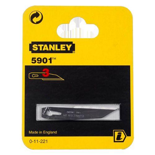 Stanley reserve hobbymessen 3 stuks