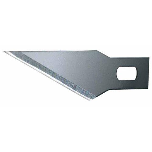 Stanley reservemesjes Hobby 0-11-411 staal 45mm 3stuks