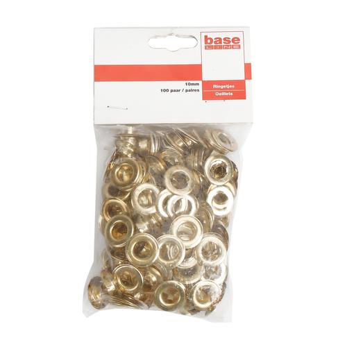 Baseline ringetjes 10mm - 100 stuks