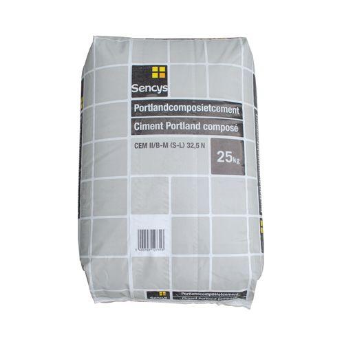 Ciment Sencys CEM II 32,5N 25 kg