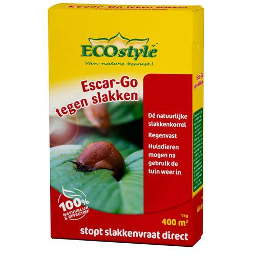 Ecostyle Escar-Go tegen slakken 1kg
