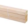 JéWé schaaflat voordeelpak vuren 44X69mm 300cm (3 stuks)