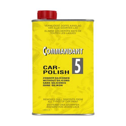 Commandant autopoets Car Polish 5 500ml