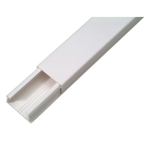 Moulure 32 x 16 mm Legrand DLP 2,1 m blanc