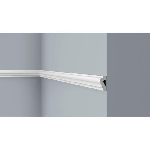 Decoflair wandlijst D6/200 40x20mm 2 meter