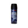 Plasti-Kote metal protekt spuitverf mat zwart 400ml