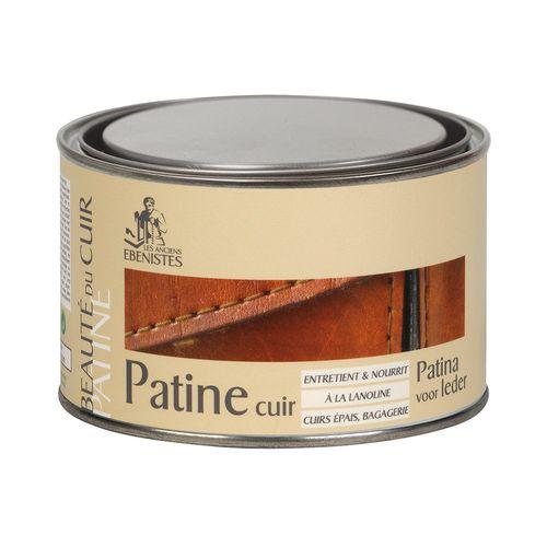 Patine cuir Les Anciens Ebénistes 250ml