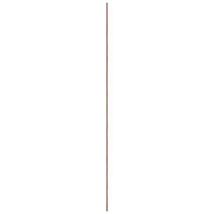 JéWé kwartronde lat hardhout 240cmx16x16mm