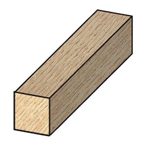Latte bois raboté JéWé chêne 1,2x1,2x210cm