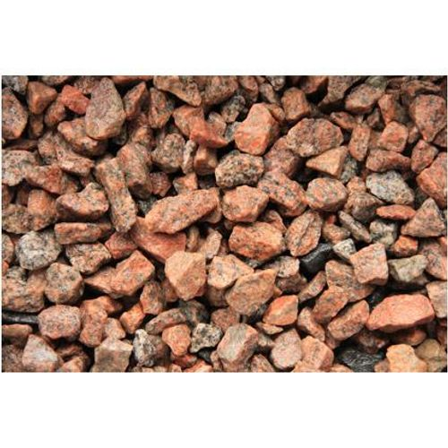 Decor split rood graniet 20kg