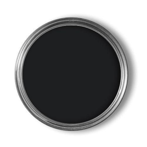Hammerite metaallak zijdeglans zwart 750ml