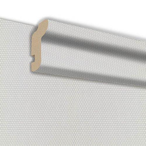 HDM plafondlijst edelstaal