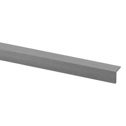 Hoekprofiel aluminium 10 x 10mm 200cm