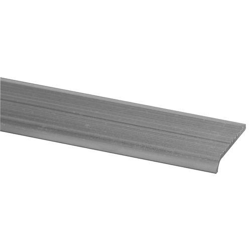Traplijst aluminium 6 x 30mm 200cm