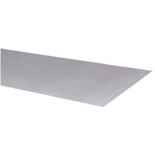 Aluminium plaat naturel 0,5 mm 100x50 cm