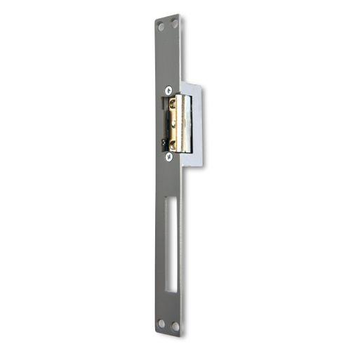Extel-gâche électrique à encastrer avec passage de porte-Weca 90301